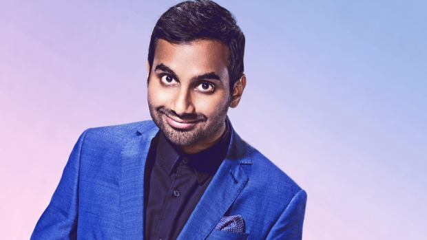 Aziz Ansari and Big Sean Bumper Photos